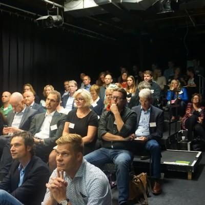 Het grote Nieuw Organiseren Event 2015 in beeld