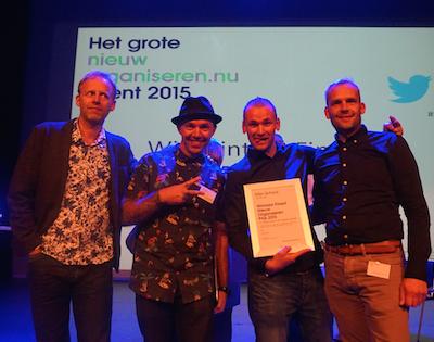 Mijn School winnaar Finext Nieuw Organiseren Prijs 2015