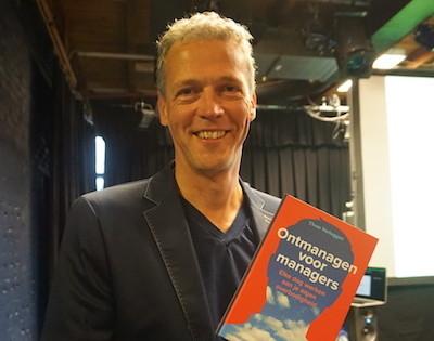 Interview: Thom Verheggen over 'Ontmanagen voor managers'