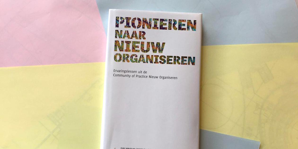 pionieren nieuw organiseren, broosz, boekje, recensie