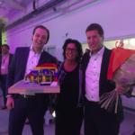 WP Haton wint Finext Nieuw Organiseren Prijs 2016