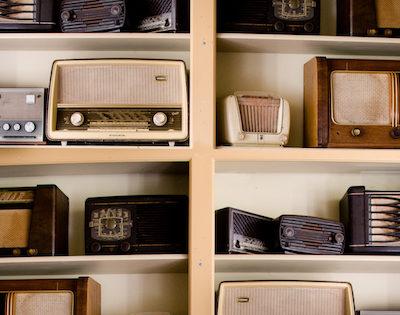 Podcasts voor nieuw organiseren